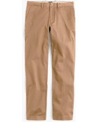 J.Crew - 1040 Athletic Fit Stretch Chino - Lyst