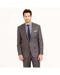 J.Crew - Crosby Suit Jacket With Double Vent In Italian Worsted Wool - Lyst