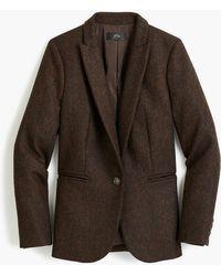J.Crew - Parke Blazer In English Herringbone Wool - Lyst