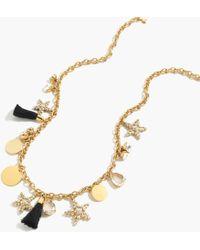 J.Crew - Star Charm Necklace - Lyst