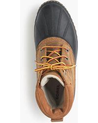Sorel - Cheyanne Boots In Clay - Lyst