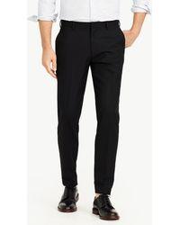 J.Crew - Ludlow Suit Pant In Italian Wool - Lyst