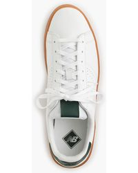 New Balance - 791 Leather Sneakers - Lyst
