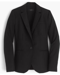 J.Crew - Petite Campbell Blazer In Super 120s Wool - Lyst