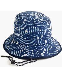 J.Crew - Quick-drying Tie-string Bucket Hat - Lyst
