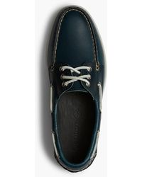 Quoddy - Downeast Boat Shoes - Lyst
