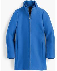 J.Crew - Petite Lodge Coat In Italian Stadium-cloth Wool - Lyst