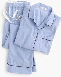 J.Crew - Vintage Pajama Set - Lyst