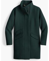 J.Crew - Cocoon Coat In Italian Stadium-cloth Wool - Lyst