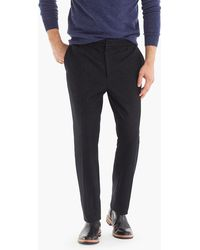 J.Crew - Destination Stretch Pinstriped Pant - Lyst