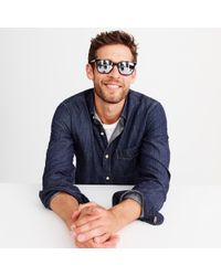 J.Crew - Wharf Sunglasses - Lyst