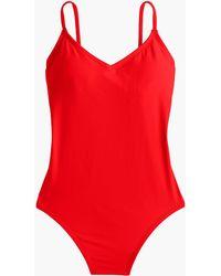 J.Crew - Ballet One-piece Swimsuit - Lyst