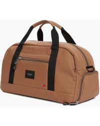 J.Crew - State Bags Franklin Cotton Canvas Duffle Bag - Lyst
