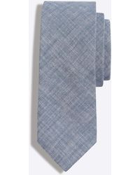 J.Crew - Faded Chambray Tie - Lyst