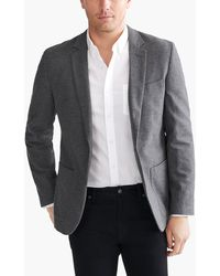 J.Crew - Thompson Blazer In Brushed Cotton - Lyst