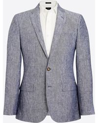 J.Crew - Thompson Suit Jacket In Linen - Lyst