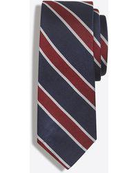 J.Crew - Silk Rugby-striped Tie - Lyst