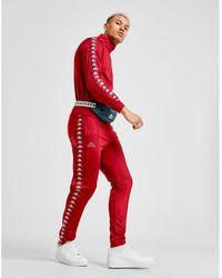 Kappa - Astoria Snap Track Trousers - Lyst
