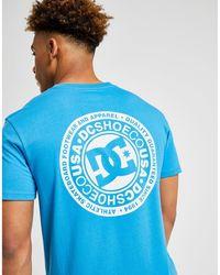 DC Shoes - Logo T-shirt - Lyst