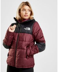 The North Face - Panel Padded Jacket - Lyst