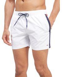 Tommy Hilfiger | Flag Swim Shorts | Lyst