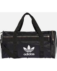 5c163753c665 Lyst - Adidas Sports Duffle Bag in Black for Men
