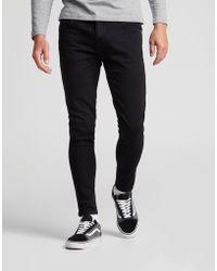 Farah - Slim Denim Jeans - Lyst