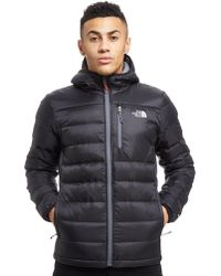 The North Face - Aconcagua Down Puffa Jacket - Lyst