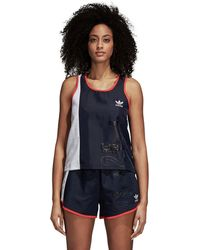 adidas - Active Icons Og Tank Top - Lyst