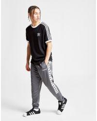 adidas Originals - Tape Poly Track Pants - Lyst