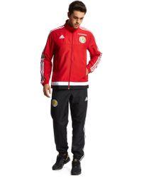 adidas - Scotland Fa 2015/16 Presentation Suit - Lyst