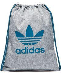 adidas Originals - Trefoil Gymsack - Lyst