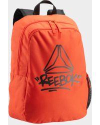 Reebok - Kids Foundation Backpack - Lyst