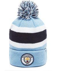 47 Brand - Manchester City Fc Breakaway Beanie - Lyst