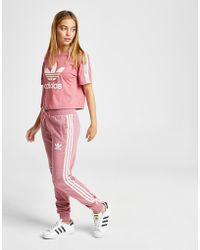 adidas Originals - 3-stripes California Fleece Track Trousers - Lyst
