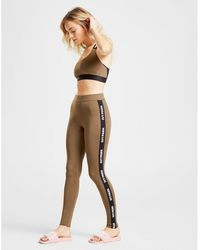 Ivy Park - Logo Tape Tights - Lyst