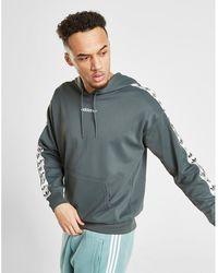45e78c51fd2c Lyst - adidas Originals Adicolor Tnt Tape Hoodie In Gray Bs4683 in ...