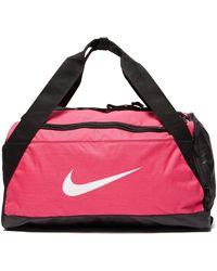 Nike - Brasilia Small Duffle Bag - Lyst