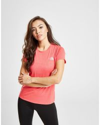 The North Face - Reaxion Short Sleeve T-shirt - Lyst