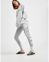 Ivy Park - Shadow Logo Leggings - Lyst