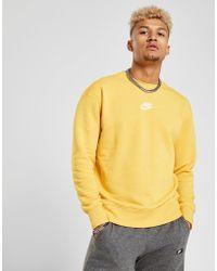 Nike - Heritage Crew Sweatshirt - Lyst