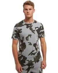 Nike - Camo Aop T-shirt - Lyst