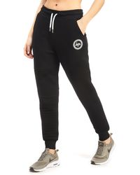 Hype - Patch Ribbed Fleece Pants - Lyst