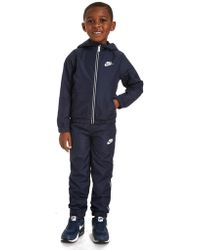 Nike - Shut Out Tracksuit Children - Lyst