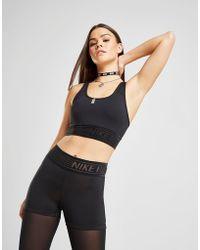 Nike - Pro Training Deluxe Bra - Lyst