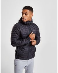 Under Armour - Coldgear Hybrid Jacket - Lyst