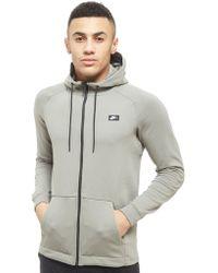 54551d28bbb8 Lyst - Nike Sportswear Modern Men s Hoodie in Gray for Men