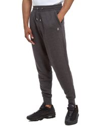 Original Penguin - Slim Fleece Trousers - Lyst