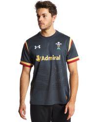 Under Armour - Wales Ru Away 2015/16 Shirt - Lyst