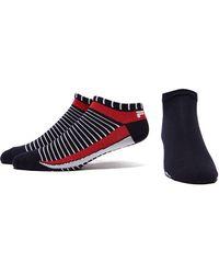 Fila - 3-pack Low Ped Socks - Lyst